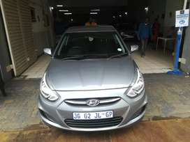 HYUNDAI ACCENT FOR SALE AT VERY GOOD PRICE MANUAL