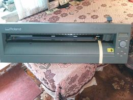 Плоттер Принтер Roland CX-24 Япония Прога лицензия, ключ флешка.Идеал