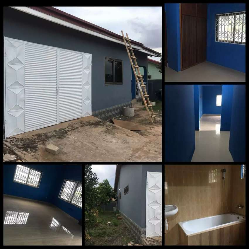 3 bedroom self compound house for rent Tema Community 25 0