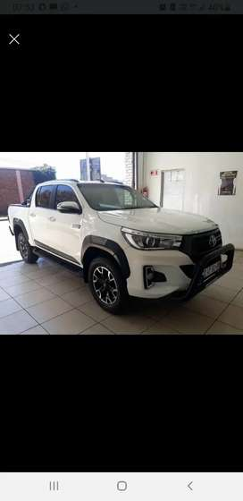 Dead or alive Toyota Hilux wanted for cash