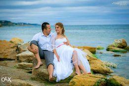 Свадебное платье. Белое