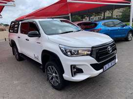 2019 TOYOTA HILUX 2.8 GD6 DOUBLE CAB 4x4