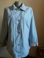 Нова тонка весняно-літня куртка (піджак) 40р fabiani скидки внутри
