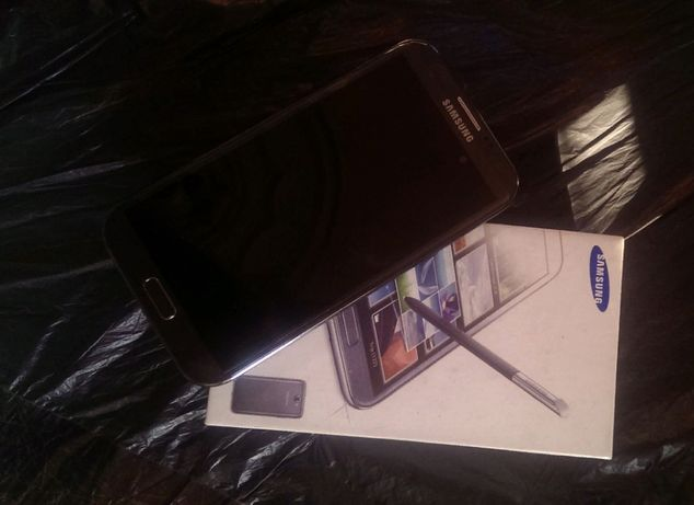 Samsung Galaxy Note 2 Корея