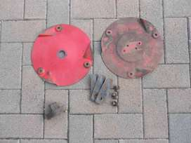Cutting disk with blades for Professional lawnmower