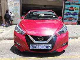 Nissan micra active 1.2 manual 2019 for SELL