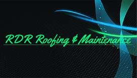 RDR Roofing and Maintenance