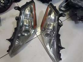 Nissan murano xeno headlights with control unit