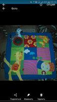 Развивающий коврик Чикко