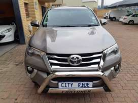 Toyota Fortuner Gd6 7seater