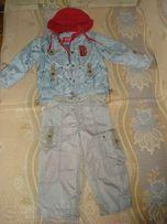 Продам костюм осень-весна Кико на 3-4 годика , рост 98 см