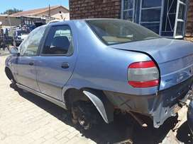 Fiat siena stripping for spares