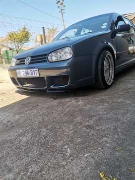 vw golf 4 with sunroof
