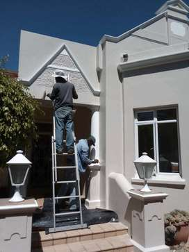 PAINTING AND GENERAL MAINTENANCE