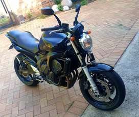 2007 Yamaha FZ6N S2 in good condition