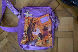 Sprzedam nową torebkę dla dziewczynki z wizerunkiem Hanny Montany.