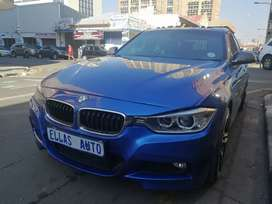 Pre Owned 2014 BMW M sport 320i Manual