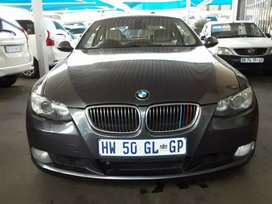 2007 BMW 335 i Engine Capacity