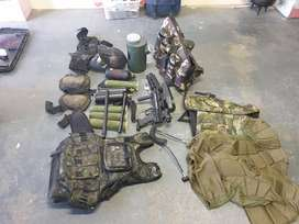 Upgraded BT4 Combat and kit for sale