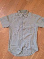 Koszula w paski Wrangler zielona Large L nie Lee Levis Pepe Jeans Zara