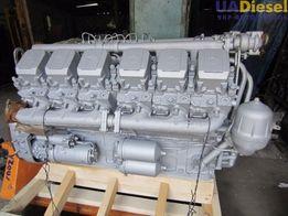 Двигатель ЯМЗ-240М2 (360л.с) Белаз 30т