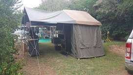Widernis 310 challenger 2011 camping rtailer