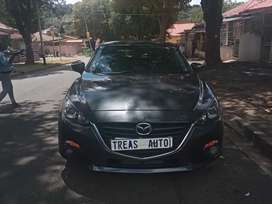 MAZDA WITH AN ENGINE CAPACITY OF 1,6