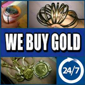 HIGHEST PRICES PAID INSTANTLY FOR ALL YOUR UNWANTED,OLD OR BROKEN GOLD