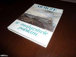 """Album """"Morze w malarstwie polskim"""""""