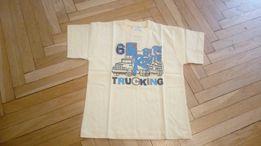 Bluzka krótki rękaw dla chłopca koszulka Nowa T-shirt 98