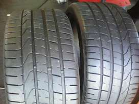 Two tyres size 245/40/20 Goodyear run flat now available