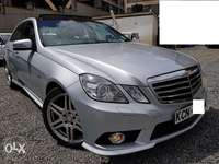 Mercedes E250, Sunroof, Full Leather, Triptronic, etc 0