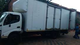 Furniture removals Johannesburg/Pretoria to Bloemfontein
