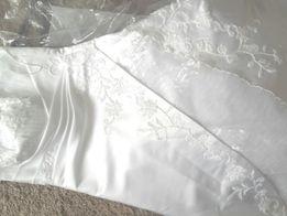 Suknia ślubna 36/38 cudo super tanio
