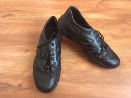 Кожаные туфли, шкіряні туфлі, кросівки 37 роз
