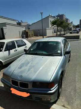 BMW E36 318i complete car R7000 not neg all paperwork included