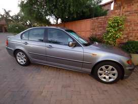 E46. In very good condition. Full sevice history. 2nd owner.