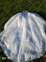 Эксклюзив Срочно !свадебное платье.Обмен или продажа