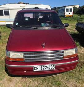 Chrysler Grand Voyager SE Left Hand Drive