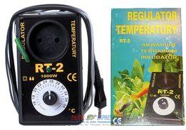 REGULATOR TEMPERATURY RT-2 termostat do terrarium inkubatora DOSTAWA24