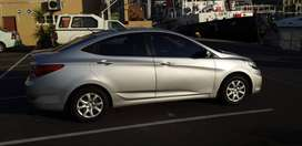 R96000 negotiable. Automatic Hyundai accent 1.6