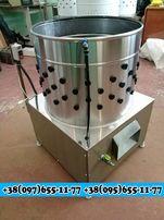 Перосъемная машина СО-550К (бройлер, утка, гусь) плакер