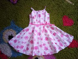 Next нарядное платье 110/116