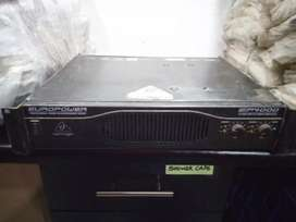 Amp europower and a hybrid B1600