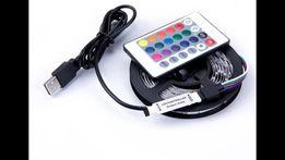 Taśma LED 5m USB podświetlanie TV Nowa