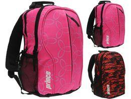 Рюкзак Prince Team Backpack Оригинал розовый и красный
