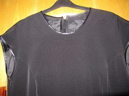 czarna sukienka xxl/xxxl