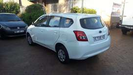 Datsun Go+ 1.2Lux (AB) Seven Seaters Manual For Sale