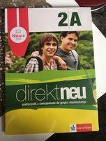 Direkt Neu 2A - podręcznik