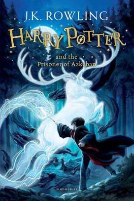 Harry Potter And The Prisoner Of Azkaban - JK Rowling - Book 3.